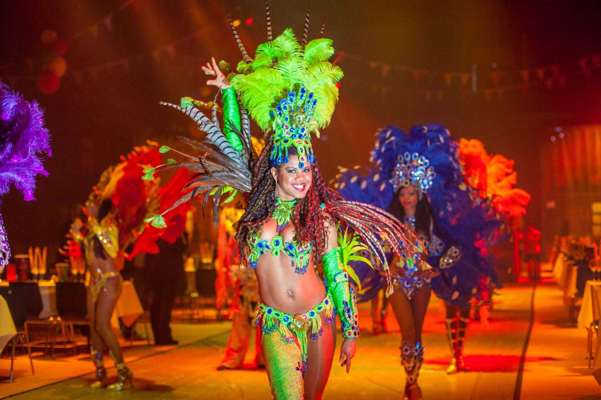 Viva Brasil Samba Show...
